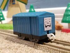 TOMY Trackmaster Thomas & Friends Custom Troublesome Box Car Blue
