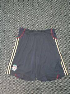 "Liverpool Away Shorts 2009/10 Adults Mens Adidas size 42"" waist XL LFC"