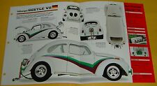 1965 VW Volkswagen Beetle Custom V8 400 ci 420 hp 2 Carbs IMP Info/Specs/photo