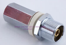 """3/8-24  Antenna Thread to UHF SO-239 Stud Mount for 1/2"""" Hole - Sold by W5SWL"""
