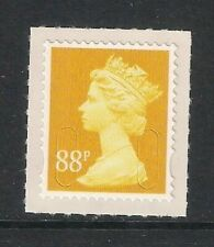 GB 2013 Machin Definitives, 88p Yellow, SG U2930, MNH