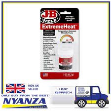 JB WELD Extrême Chaleur 1300 ° C haute chaleur pâte exhaust manifolds métalliques en acier