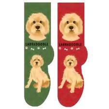 Labradoodle Foozys Canine Dog Crew Socks