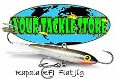 Rapala RFJ06 Flat Jig Pick Color & Quantity NIP