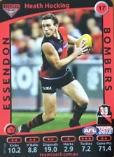 2012 AFL TEAMCOACH ESSENDON BOMBERS HEATH HOCKING #17 COMMON CARD FREE POST