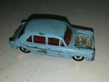 Antique Dinky Toys #140: MORRIS 1100 – Original Old Mini Car Toy