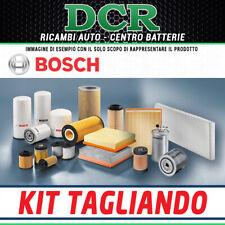 KIT TAGLIANDO BOSCH VW GOLF VII 1.6 TDI 66/77/81/85KW DAL 08/12 + CASTROL 5W30