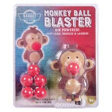 Juguete accionado Bola Blaster Mono de aire incluye 6x Espuma Bolas Y Malla Bolsa De Transporte