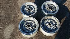 4 Campagnolo abarth 6 x 13 pollici simca SP OT abarth magnesium wheels original
