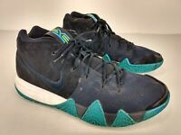 Nike Kyrie Irving 4 Dark Obsidian Basketball Shoes MENS Size 11.5 943806-401