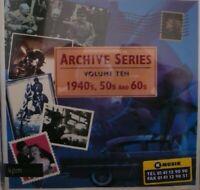 CD ARCHIVE SERIES 10 KPM 1999 UK Milner Duncan Burns SOUNDTRACK SCORE LIBRARY