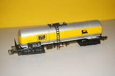 SK1/R3] ROCO 4365C H0 Modellbahn Kesselwagen DB 077 4 150 - 5 AGIP ohne OVP