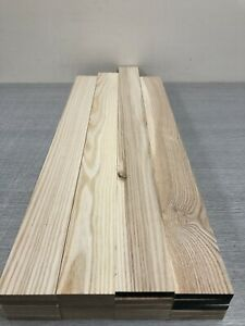 Planned Ash Timber Offcuts - Inlay - 20 pieces @ 58 X 10 X 600 mm Long