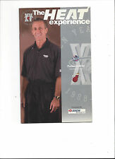 NBA Programm: MIAMI HEAT - DETROIT PISTONS 14.01.2003 / Game Day Programme