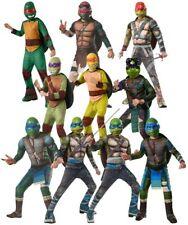 Teenage Mutant Ninja Turtles Fantasia Deluxe Meninos Crianças Tmnt elegantes Oficial