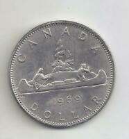 1969 Canadian  Dollar