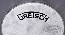 Gretsch Broadkaster Bass Drum Head Logo Decal