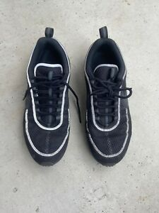 Nike Air Zoom Spiridon ' Black/wolf Grey Schuhe