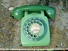 GPO TELEPHONE. VINTAGE. ORIGINAL WIRING