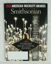 Smithsonian Magazine ~ vol 44 no 8 ~ December 2013 ~ see contents page photo