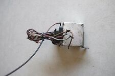 Used Bosch Speed Control Relay for Porsche 1969-1974 (0333400001)