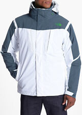 The North Face Vortex Triclimate Mens 3-in-1 Snowboard Snow Ski Jacket White XL