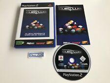 International Cue Club - Sony PlayStation PS2 - PAL FR - Avec Notice