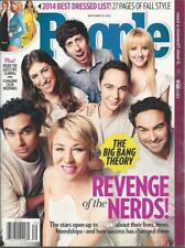 BIG BANG THEORY Jim Parsons Johnny Galecki Kaley Cuoco TAYLOR SWIFT Best Dressed