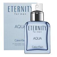 Calvin Klein Ck Eternity Aqua 100ml Edt Men