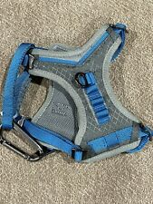 "Kurgo Journey Air Dog Harness Size: S - BLUE- Grey - ""BRAND NEW"""