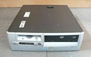 HP Compaq D530SFF Pentium4 2.80GHz 1GB RAM 80GB HDD Windows XP Pro