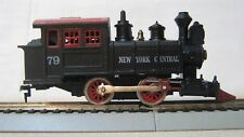 HO Scale Life Like 0-4-0 Teakettle Locomotive Completely Serviced NY Central UIB