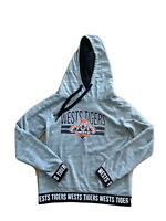 West Tigers NRL Rugby League Women's Hoodie Size Small