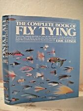 THE COMPLETE BOOK OF FLY TYING Leiser HC/DJ Fresh Saltwater How To Step By Step