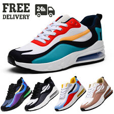 Women's Air Cushion Running Shoes Athletic Outdoor Sports Casual Tennis Sneakers