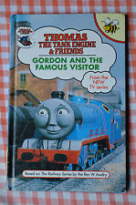 gordon and the famous visitor. from the t.v. series.hard cover 1992 buzz books