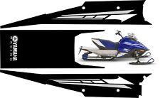 YAMAHA SNOSCOOT TUNNEL GRAPHICS wrap decals sticker ES 200 kids sled 2018 2019 5