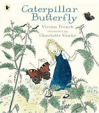 CATERPILLAR BUTTERFLY -  BRAND NEW Picture Bk + Audio CD