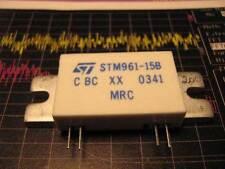 STM961-15B RF POWER AMPLIFIER  MODULE 915MHZ-960MHZ 42dBm CW/50R   PHILIPS  1PCS