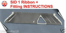 RIBBON CABLE FOR SAAB 9-3, 9-5 SID1 Dead Pixel Repair (w/ Fitting Instructions)