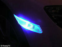 RX-8 RX8 Side-Marker Super Bright LED Light Set - Blue