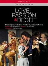 Love & Passion & Deceit Classic Opera, New DVDs