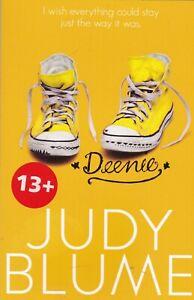 Deenie by Judy Blume (Paperback) NEW Book