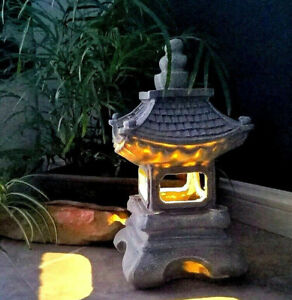 Outdoor SOLAR PALACE LAMP Atmospheric Lawn Camp Decoration Landscape Courtyard