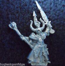 1994 Chaos Sorcerer 2 Citadel Marauder Warhammer Army Evil Mage Magic User Magus