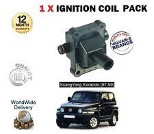 FOR DAEWOO SSANGYONG KORANDO 2.3i GLS E23 ENGINE 1997->NEW 1 X IGNITION COIL