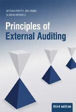 Principles of External Auditing by Brenda Porter, David Hatherly and Jon...