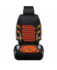 Kingleting 12-volt Heated Seat Cushion With Intelligent Temperature Controller