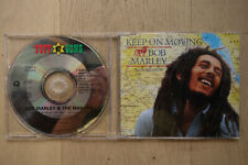 Bob Marley & The Wailers - Keep on moving (3 Versions ) + 1 - 4-Track-CD-Maxi