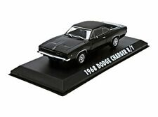 1968 Dodge Charger Steve McQueen Bullitt in 1 43 Scale by Greenlight 86432